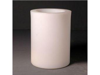 TossB - pot de fleurs cylindrique lumineux i - Pot Lumineux