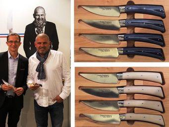 JEAN DUBOST LAGUIOLE -  - Couteau De Table