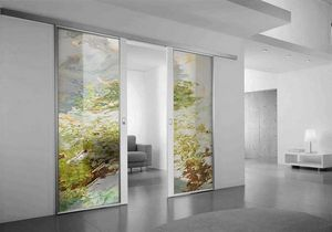 GLASSOLUTIONS France -  - Porte Coulissante