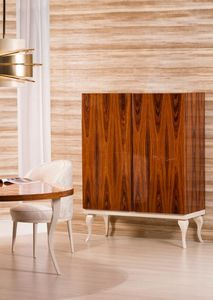 Green Apple Home style - pure glam - Cabinet