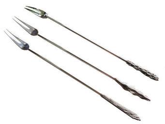 LAURET STUDIO - fourchettes à fondue, pics à brochettes - Fourchette À Fondue
