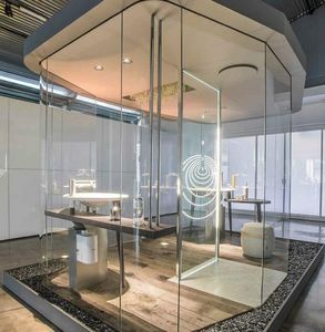 GLASSOLUTIONS France - contour - Cabine De Douche
