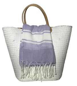 BYROOM - lavender - Fouta Serviette De Hammam