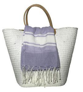 BYROOM - lavender - Serviette De Hammam Fouta