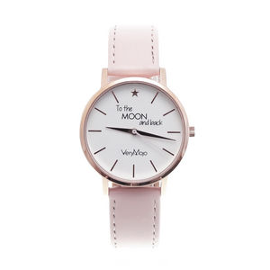 VERYMOJO - to the moon and back  - Montre