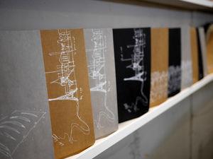ARCHIVIA - l'appunto stretto - Carnet De Notes