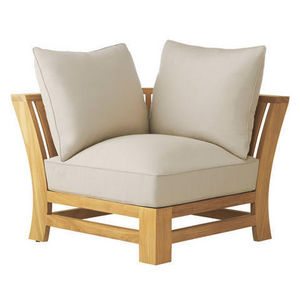 SUTHERLAND FURNITURE - boardwalk corner sectional - Fauteuil D'angle