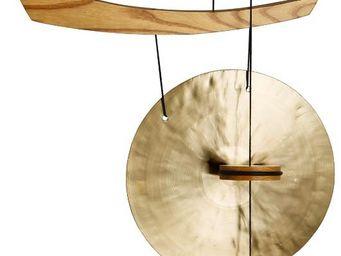Woodstock Chimes - gong empereur �olien bronze moyen - Gong
