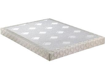 EPEDA - sommier multilatt confort ferme web 2x100x200 eped - Sommier Fixe À Lattes