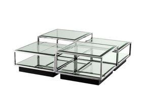 Eichholtz - coffee table tortona - Table Basse Forme Originale
