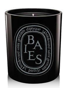 Diptyque - baies noire  - Bougie Parfumée