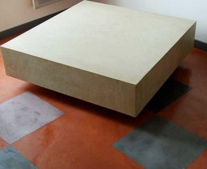 MODERNE METHODE -  - Table Basse Rectangulaire