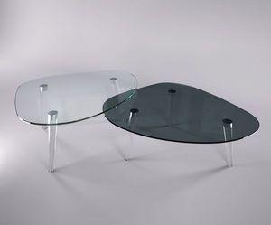 Marais International - sarac1 - Table Basse Forme Originale