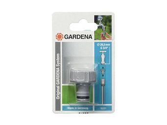 Gardena - gardena original 18201 nez de robinet ø26,5mm - Raccord De Tuyau D'arrosage