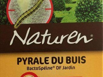 FERTILIGÈNE - pyrale du buis 20gr - Fongicide Insecticide