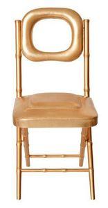 ROUGE ABSOLU - galante-- - Chaise Pliante