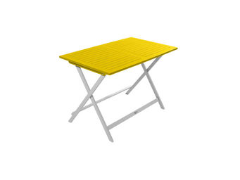 City Green - table de jardin pliante rectangulaire burano - 113 - Table De Jardin Pliante