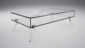 Marais International - zeftb - Table Basse Rectangulaire