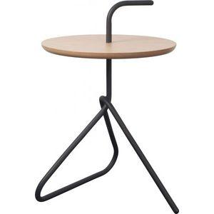 ZUIVER - bout de canapé handle zuiver - Table D'appoint