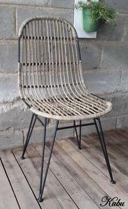 Mathi Design - kubu - Chaise De Jardin