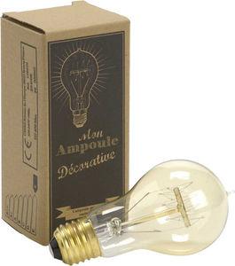Amadeus - ampoule retro globe - Ampoule À Filament