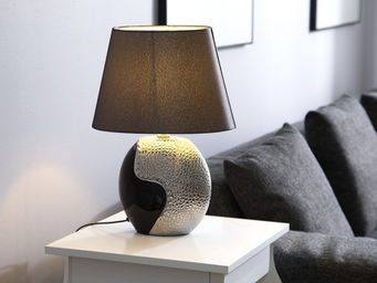 BELIANI - lampe à poser - Lampe De Chevet