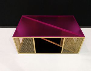 DESINVOLTE DESIGN - nano - Table Basse Forme Originale