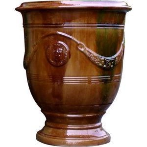 Poterie de La Madeleine -  - Vase D'anduze