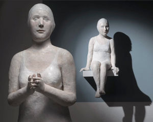 AGNÈS BAILLON -  - Sculpture