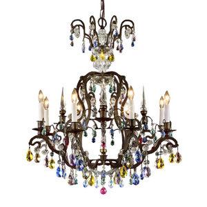 ALAN MIZRAHI LIGHTING - dv5508 versailles - Chandelier