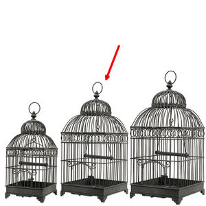 L'ORIGINALE DECO -  - Cage À Oiseaux