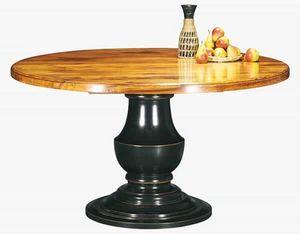 Vazard -  - Table De Repas Ronde