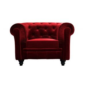 DECO PRIVE -  - Fauteuil Chesterfield