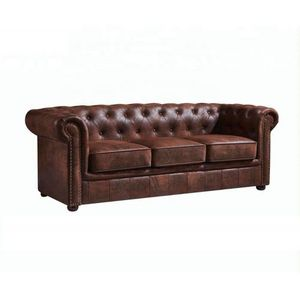 DECO PRIVE -  - Canapé Chesterfield