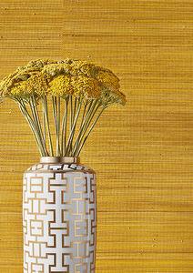 THIBAUT - raffia palm - Papier Peint