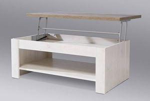 Basika -  - Table Basse Relevable