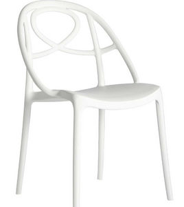 ITALY DREAM DESIGN - arabesque - Chaise De Jardin Empilable