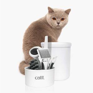 CATIT -  - Trousse De Toilettage Pour Chat