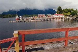Nortexis Images - tofino docks - Photographie