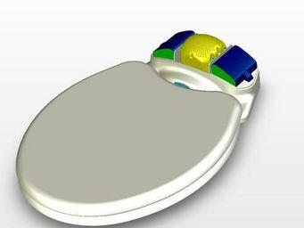 Aspidor - a batterie rechargeable ou sur secteur - Wc Suspendu