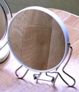 Lisa -  - Miroir � Main