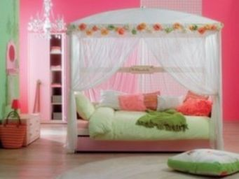 Mezzaline - life time baldaquin - Chambre Enfant 4 10 Ans