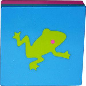 L'AGAPE - bouton de tiroir grenouille - Bouton De Meuble Enfant