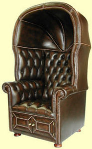 CHESTERFIELDS DIRECT - porter chair - Fauteuil Chesterfield