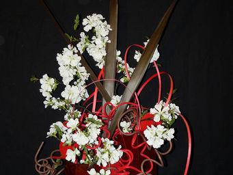 L'éphémère - danse - Composition Florale