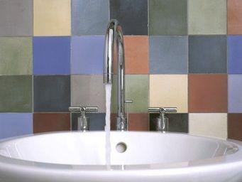 Replicata - zementbodenfliesen / format 10 x 10 cm - Carrelage De Sol