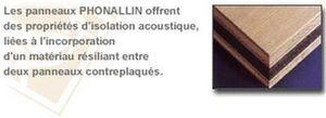 Allin - phonallin - Placage Mural Décoratif