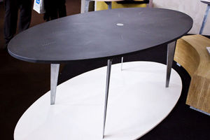 TOPOS ENVIRONNEMENT - m&o 09 2009 - Table Basse Ovale