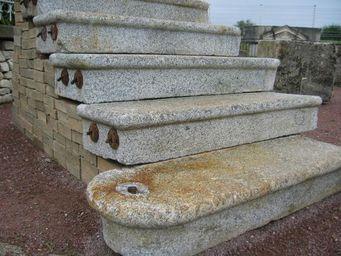 Bca Materiaux Anciens -  - Escalier D'ext�rieur