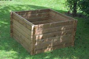 Decor Et Jardin -  - Bac À Compost